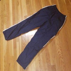 Nike Windbreaker Pants, sz M